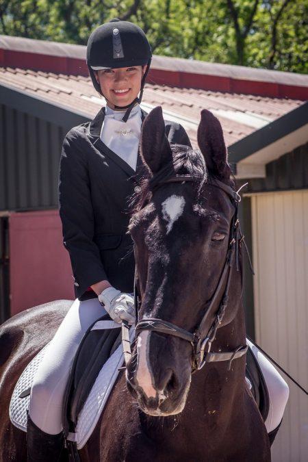 Meisje op paard_3